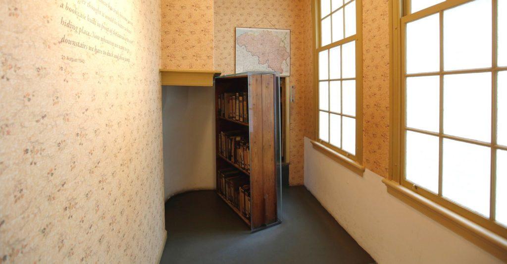 museo casa di anna frank