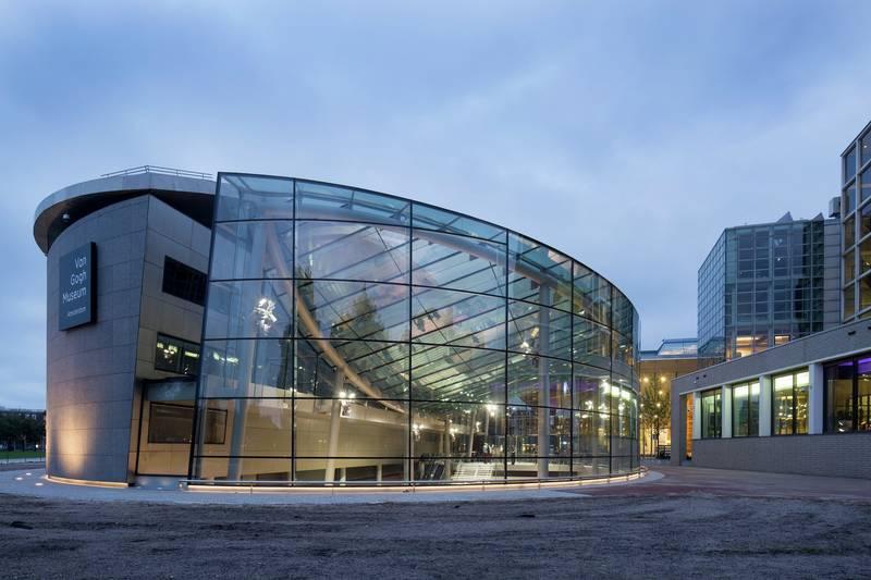 museo di van gogh amsterdam