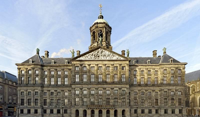 palazzo reale amsterdam