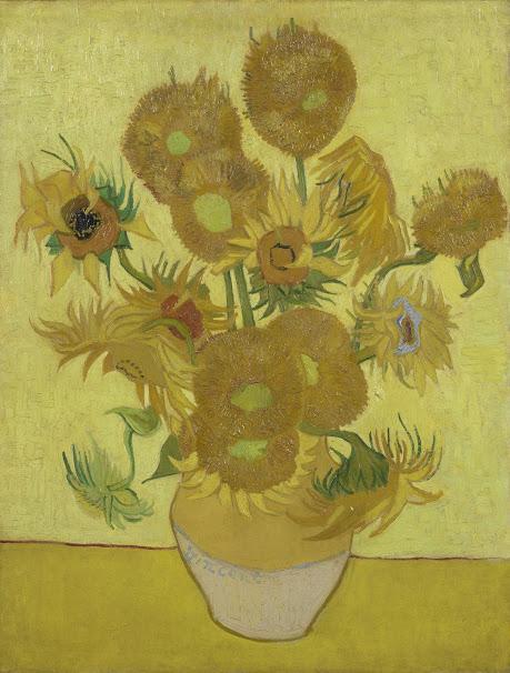 I Girasoli di Van Gogh, Museo Van Gogh Amsterdam